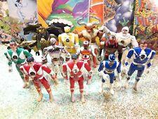 Vintage Power Rangers Lot 93-97 Tommy Goldar MMPR BEETLEBORGS SABAN