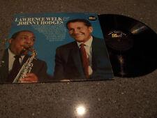 """Lawrence Welk & Johnny Hodges """"Self-Titled"""" JAZZ LP"""