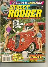 Street Rodder July 1994 - Tim Allen's Rod, Presto Rods, Steel Roadsters, Foose