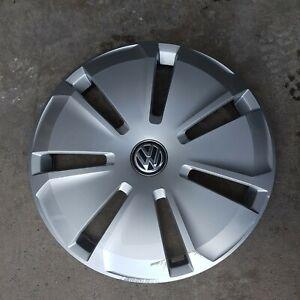VW Transporter MULTIVAN T6 Wheel Cover Trim Ring 7LA601147 1ZX NEW GENUINE #4