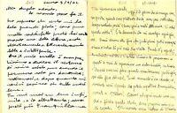 II GUERRA MONDIALE 1942  LETTERE D'AMORE TRA UN UFFICIALE E LA SUA DONNA - 109