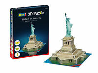 Statue of Liberty Puzzle 3D Revell