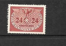 POLAND 1940  24g  OFFICIAL  MH   Sc NO6