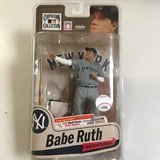 Babe Ruth New York Yankees Cooperstown Series 7 McFarlane Collector Level Bronze