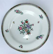 Vintage Spode Copeland's China Lowestoft Flowers Dinner Plate  C1701, C1703-A