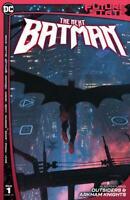 Future State The Next Batman #1   Select A B D Covers   NM 2020 DC Comics