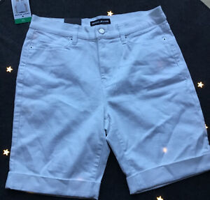 DKNY White Shorts UK12