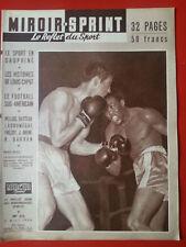02/04/1956 sprint mirror no. 512 boxing ballarin gavilan south american football