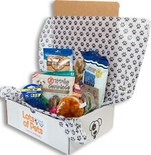 Lots of Pets Moe Dog Party Box for Dogs Over 50 lbs