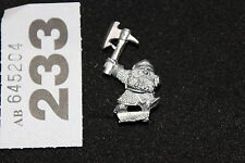 Games Workshop Warhammer Dwarf Iron Breaker Ironbreakers Metal Figure Mint A1