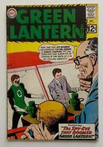 Green Lantern #17 (DC 1962) Silver Age issue.
