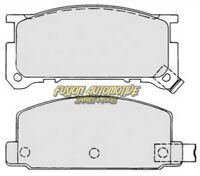 Front Premier Brake Pads for Ssangyong Actyon 2006 on DB1745