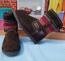 Toddler Canyon River Blues Nelly 66483 Winter Boot Girls New Pink N25
