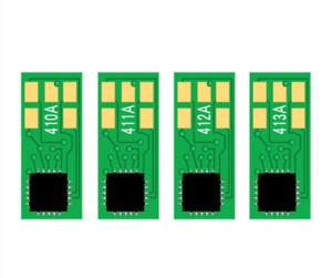 Toner Chip for HP Color LaserJet Pro M452 M477 M377 CF410A CF411A CF412A CF413A