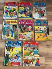 Archie Comics Life With Archie (Lot of 8)  (#36, 48, 61, 69, 76, 78, 93, 227)