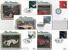 1996 Cars - Benham Small Silk - Set of Five