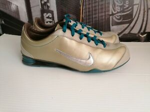 Nike ID Shox Rivalry mens LEATHER Sneakers shoes US 10.5 RARE COOL