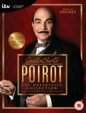 Poirot Series 1 to 13 Complete Collection DVD NEW dvd (3711536093)