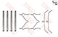 TRW Accessory Kit, disc brake pads - PFK208
