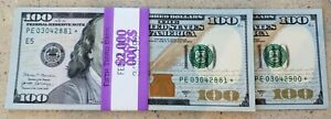 $100 One Hundred Dollar 2017A Star Note Crisp Uncirculated (20) Available