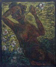 """Painting Erotic ANTICO DIPINTO EROTICO """" nudo Georges Rouault"""