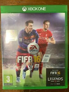 Fifa 16 Xbox One Football Soccer Game Videogame