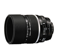 Nikon AF DC Nikkor 105mm F/2d Lens