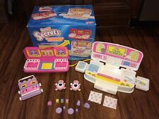 Vtg Sweet Secrets Galoob 1986 Baby Twin Nursery Playset 100% Complete EXCELLENT