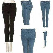 Topshop Slim, Skinny Mid L32 Jeans for Women