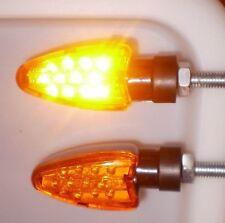 4 x LED COLOR AMBRA INDICATORE DI DIREZIONE LAMPADA KTM 990 SUPER DUKE, RC8R,690