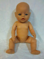 2006 Zapf Creation Baby Doll Drinks & Wets Toy 17""
