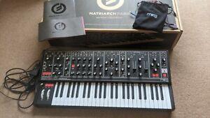 Moog Matriarch Analogue Synth (Dark Edition)