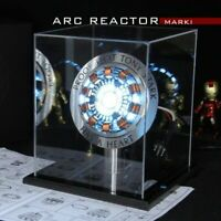 Avengers 1:1 Iron Man Arc Reactor Action Figure MK1 Ironman Reactor Tony Stark