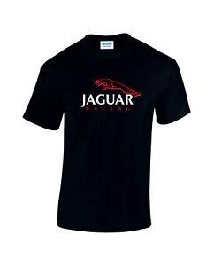 Jaguar racing sport tee