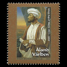 Aland 2011 - Famous People Georg August Wallin Explorer - Sc 314 MNH