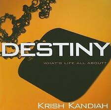 Destiny: What's Life All About?,Kandiah, Krish,Excellent Book mon0000043850