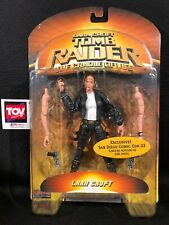 SOTA SDCC 2003 Tomb Raider Lara Croft Cradle of Life in Jacket Variant Figure