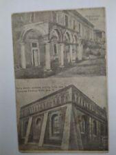 "Zolkwi Judaica Rare Old Postcard Jewish Synagogue 1910""  Ukraine ISRAEL"