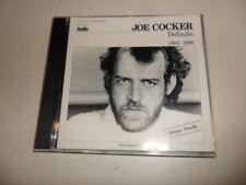 CD  Joe Cocker – Definite 1964-1986
