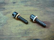 Savage Mark II 2 22LR Bolt Action Factory Sling Mounts Pair & Washers