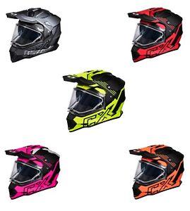 Castle X MODE SV AGENT DUAL-SPORT Snowmobile Helmet (XS - 3XL)