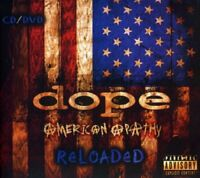 Dope - American Apathy Reloaded [CD + DVD]