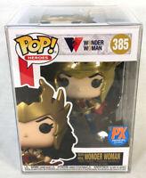 Pop! Heroes DC Death Metal Wonder Woman Vinyl Figure + FREE POP CASE