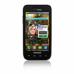 Samsung Fascinate SCH-I500 - 2GB - Black (Verizon) Smartphone NEW