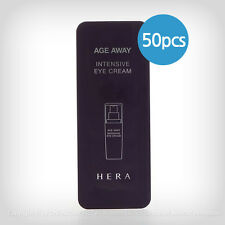 HERA Age Away Intensive Eye Cream  0.5ml x 50pcs (25ml) FREE_TRACKING SERVICE