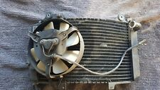 SUZUKI GSX250F ACROSS. Radiator with cooling fan