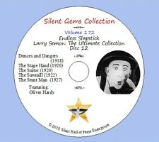 DVD Endless Slapstick. Larry Semon: The Ultimate Collection Disc 12