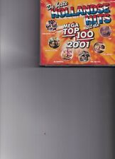 De Beste Hollandse Hits-Uit De Mega Top 100 2001 2 cd album