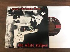 """White Stripes/Jack White Merry Christmas Third Man 7"""" Vinyl"""