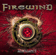Firewind - Allegiance (CD, Jan-2006, Century Media (USA) METAL GUS G
